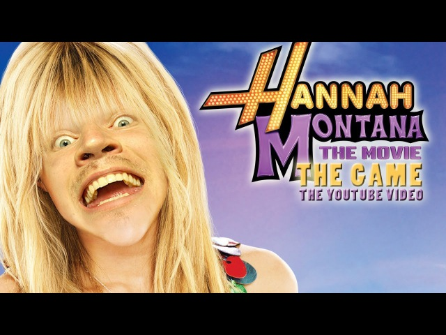 OH THE HORROR! - Hannah Montana: The Movie: The Game: The YouTube Video