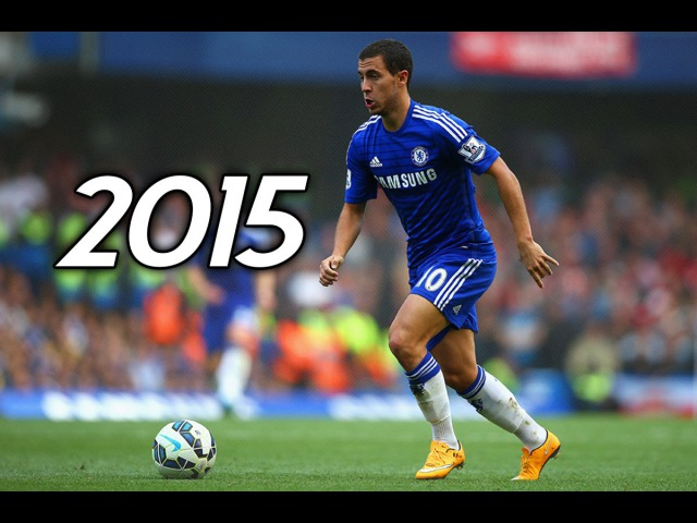 Eden Hazard - Skills, Goals Assists - 2014/2015 HD