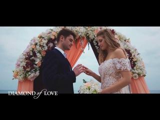Имиджевый ролик для ювелирного бренда Diamond of Love