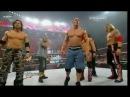 Team cena vs. Nexus Best WWE Moment