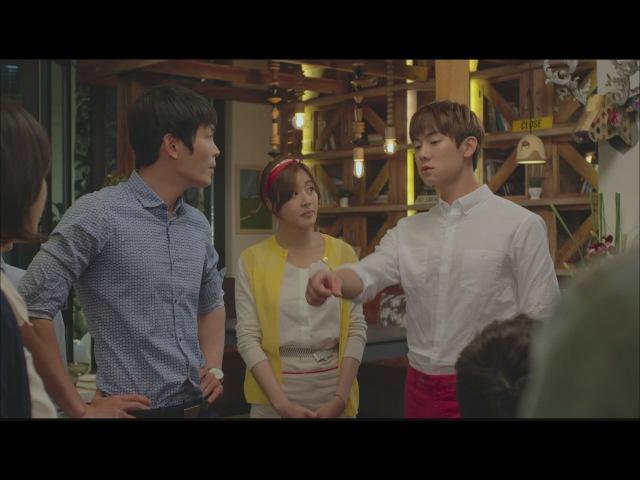 [Mendorong ddo ddot] 맨도롱 또똣 8회 - Yoo said