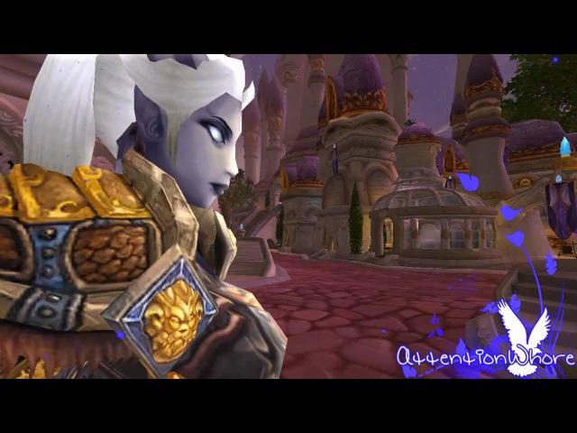 AttentionWhore | Ember Isolte Raven Sylphe [WoW Parody]