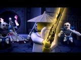 «Ниндзяго: Мастера кружитцу»: Мини-серия 04 - Орудие Судьбы