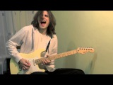 Yngwie Malmsteen - crying ( cover by Roma Lischynsky)