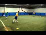 Technical training for footballsoccer players - Learn the Brazilian Way