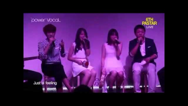 [YT][15.09.2012] Minhyuk - Just A Feeling Ring Ding Dong @ 6th PLAY PASTAR