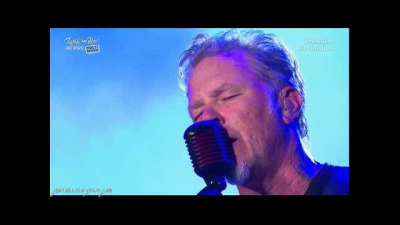 Metallica - Turn The Page (Live Rock In Rio Brazil 2015) HD