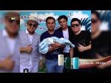 Рысбек из группы «Арай» стал отцом