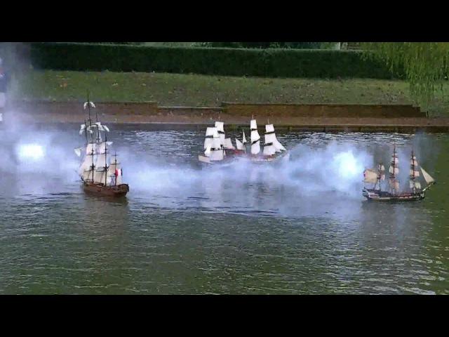 Sailing Ships at Beal Park
