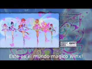 Winx Club Season 7: Ending Cover Español Latino! (With Lyrics)