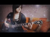 Muse - Stockholm Syndrome (guitar cover HD) with improvisations