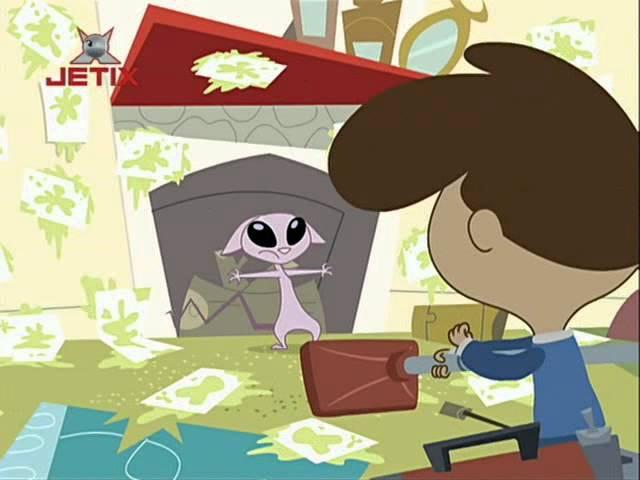 Kid vs kat сезон 1 5 fankp Куп и грипп и немного волшебства