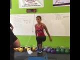 Kseniya Deduhina-exercise