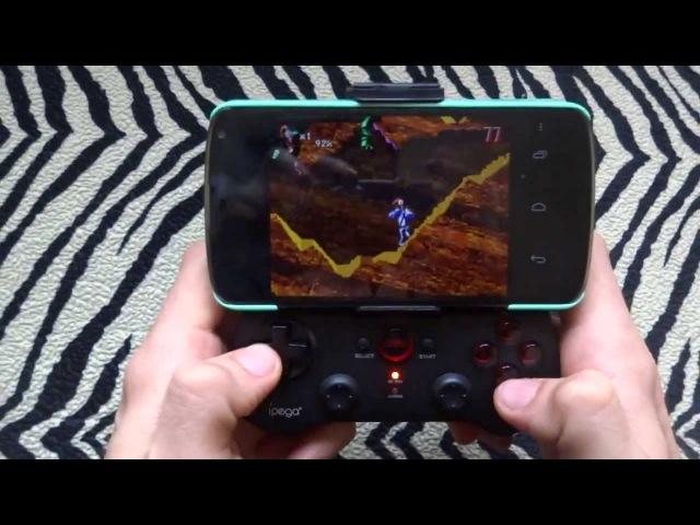 Обзор геймпада iPega PG-9017