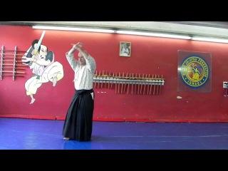 Sensei Shlomo David 7 Dan - Tai Sabaki