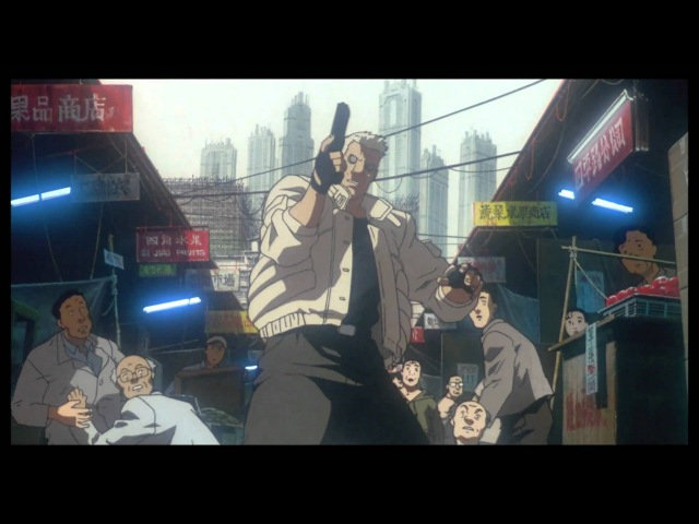 Wamdue Project - King of my castle (Ghost In The Shell) 2010 (1999) HD remaster 1080p