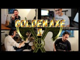 Golden Axe II - Ravaged Village - Metal cover by Shinray
