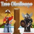Сруби Дерево (Minifigures Tree Challenge )