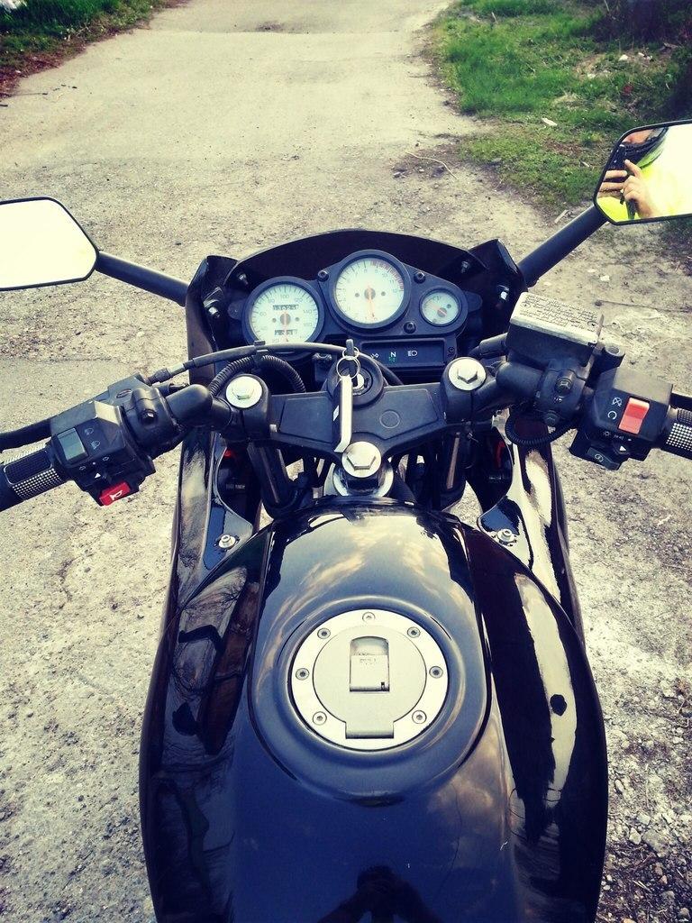 Краска для мотоцикла