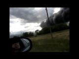 В сети появилось видео с первыми минутами после авиакатастрофы MH17