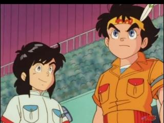 [hSa] Dash! Yonkurou Episode 04