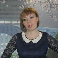 Анкета Оксана Костюченко