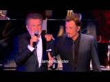 Johnny Hallyday-Eddy-Mitchell