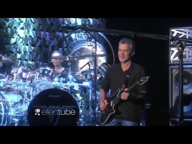 Van Halen - Live on TV - 2015 - 9 Songs!
