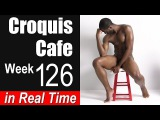 Croquis Cafe: The Artist Model Resource, Week #126