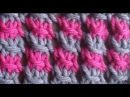 How to Knit a Two-Color Star Stitch │by ThePatterfamily