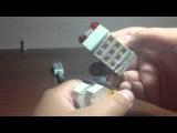 Lego обзор самоделки из игры walking war robots  Shutze +(2 пушки)