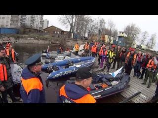 Питерский клуб рыбаков организовал БОТ-ПАРАД.