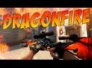 CS:GO - SSG 08   Dragonfire Gameplay