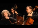Bach - Concerto for 4 Pianos BWV 1065 (Argerich, Kissin, Levine, Pletnev), Verbier, July 22, 2002