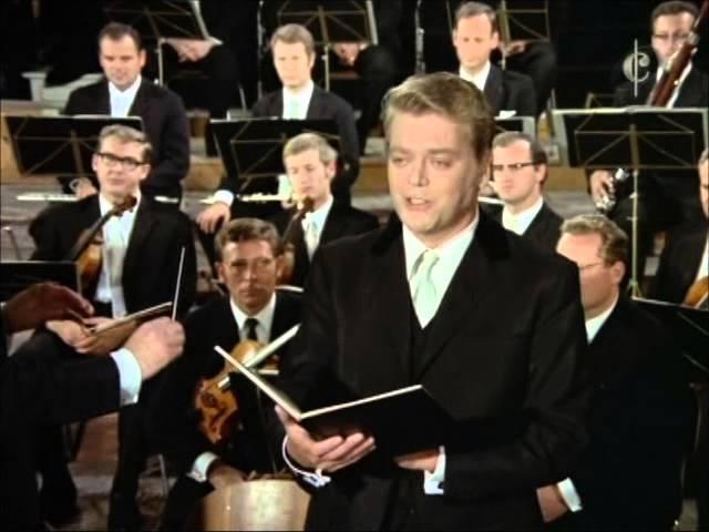 Bach H-Moll-Messe -- Karl Richter -- Janowitz -- Töpper -- Laubenthal -- Prey 1969