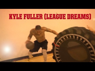 Best Basketball Workout Ever -  Kyle Fuller (League Dreams)