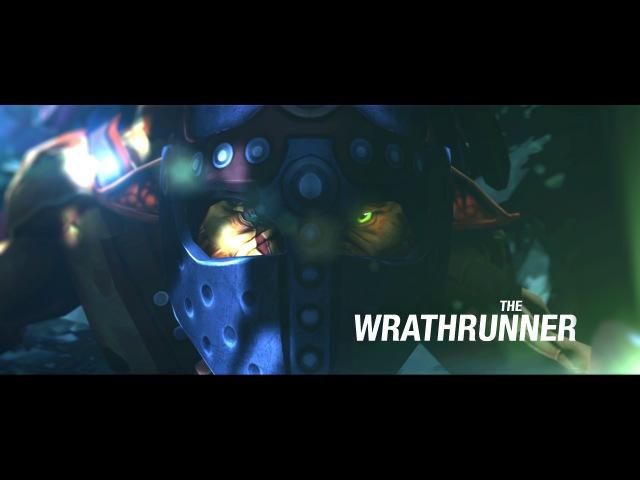 Dota 2 - Bristleback WrathRunner Set Promo (SFM)