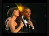 MIREILLE MATHIEU ET PAUL ANKA YOU AND I (LIVE)