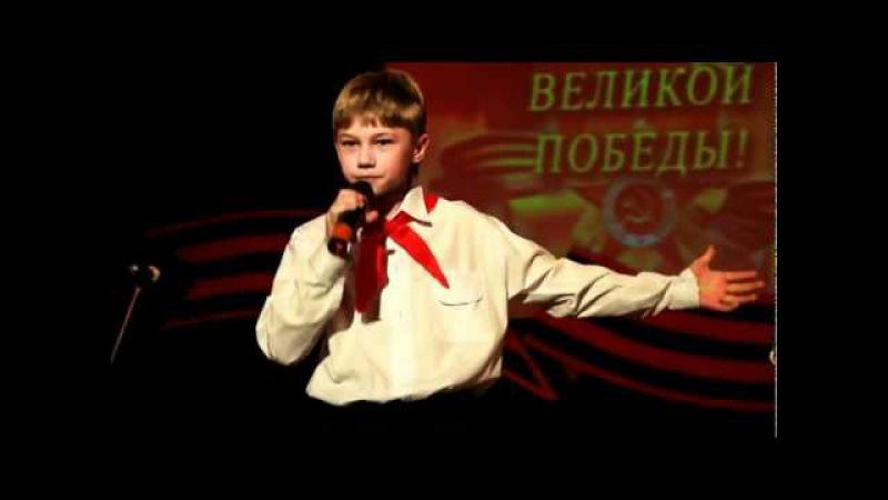 О первом пионерском отряде Алексей Цветков