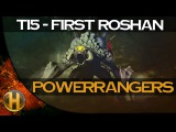 Dota 2 TI5 - PR First Roshan LVL 1 in TI5 History