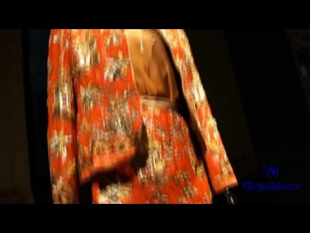 Pino Grasso - Mostra a Milano Ricami per alta moda - Maestro di ricamo PINO GRASSO