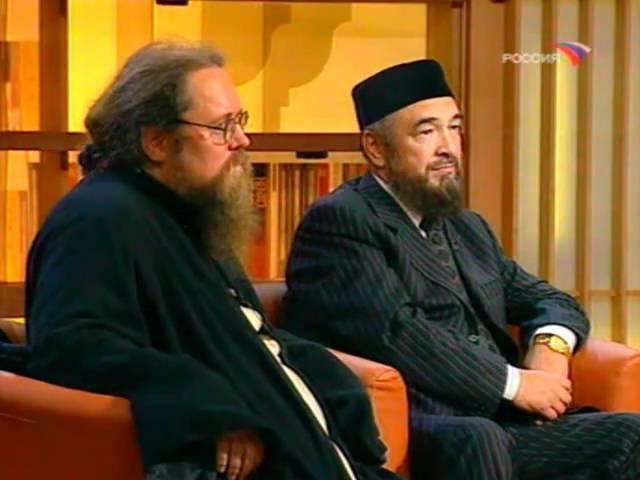 Диакон Андрей Кураев и А Дворкин о сектах