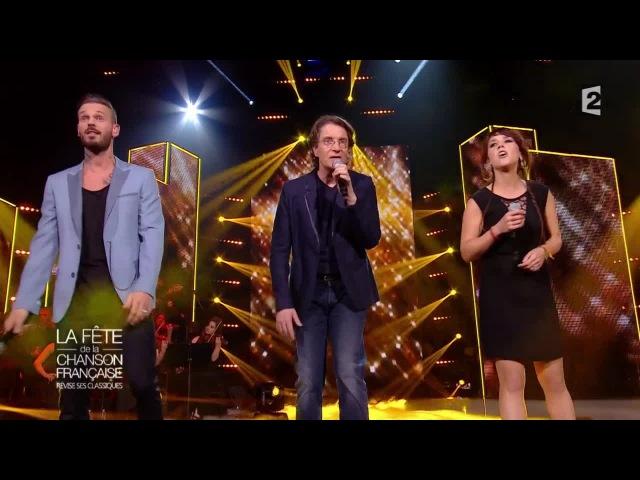 Louane, M.Pokora et Zaz - Medley des chansons de Francis Cabrel - FCF