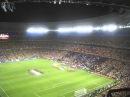 Евро 2012. Донецк. Донбасс Арена. Украина - Англия. Стадион поет гимн Украины!