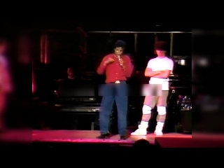 Michael jackson | smooth criminal, rare rehearsal in pensacola, florida (1988) - bad tour
