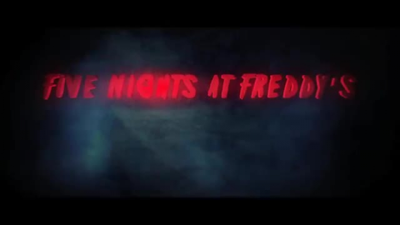 официальный трейлер фильма фнаф от студии IRON HORSE CINEMA PRODUCTIONS !!