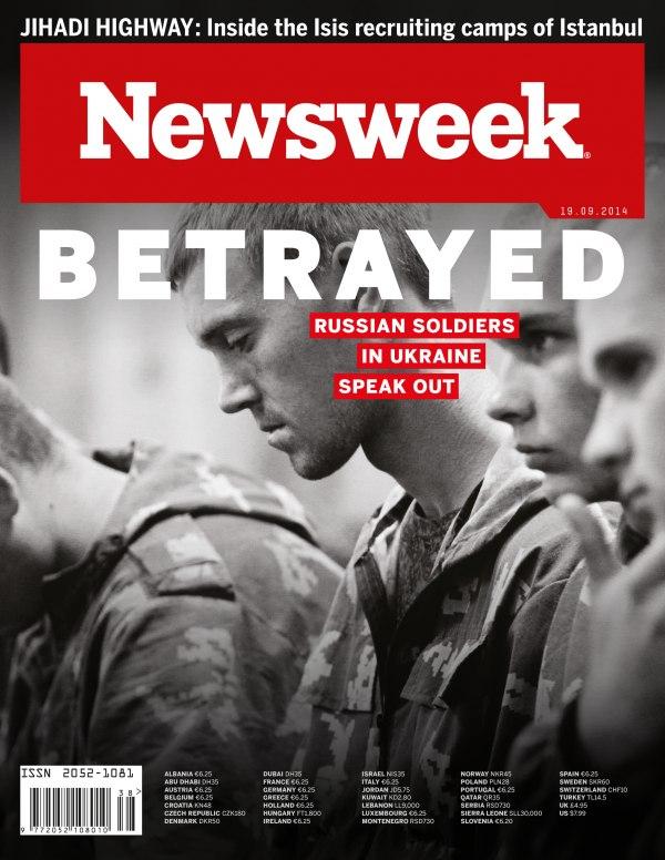Світові ЗМІ: Солдати Росії розкривають правду про війну Путіна проти України