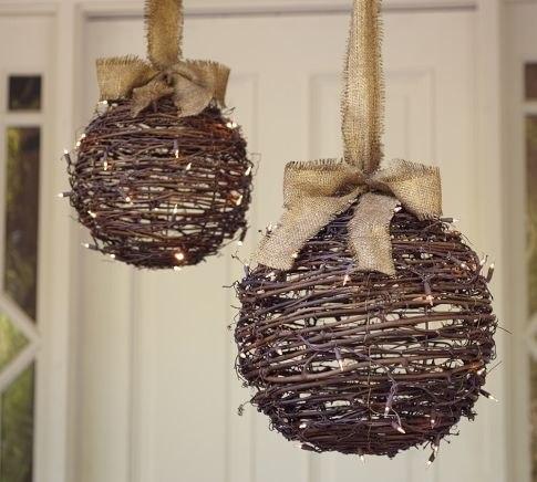 Идеи эко-декора из веток своими руками