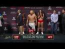 Gasan Umalatov vs. Viscardi Andrad WEIGH IN