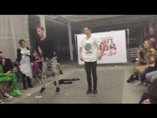 Nikita Z fam (win) vs Danik | Hands Performance final | Bright Color Vogue Ball